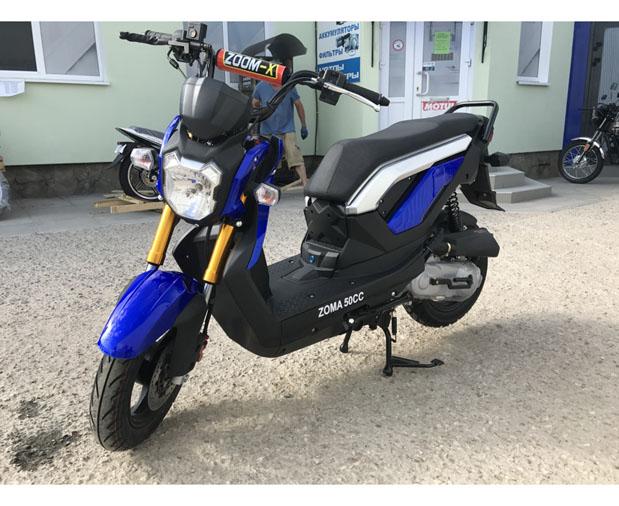 Купить скутер Millennium ZOOM-X в Крыму